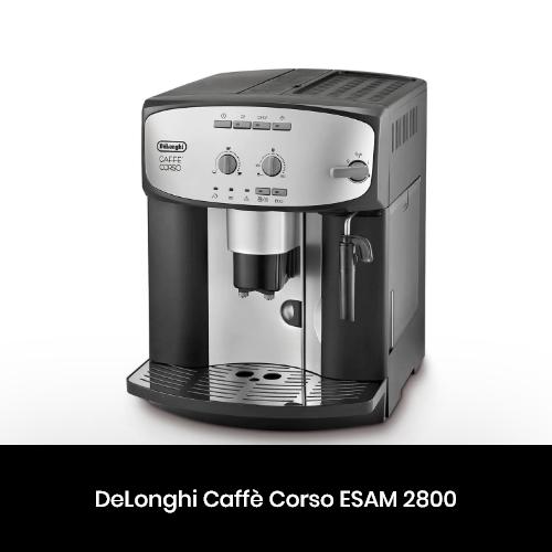 Ремонт кавоварок DeLonghi Caffè Corso ESAM 2800 в Києві і Харкові