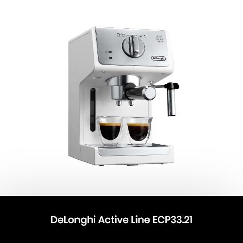 ремонт DeLonghi Active Line ECP33.21