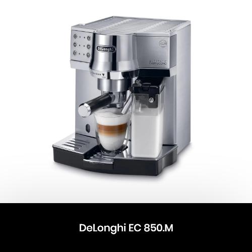 Ремонт кавоварок DeLonghi EC 850.M в Києві і Харкові