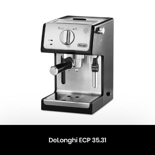 Ремонт кавоварок DeLonghi ECP 35.31 в Києві і Харкові
