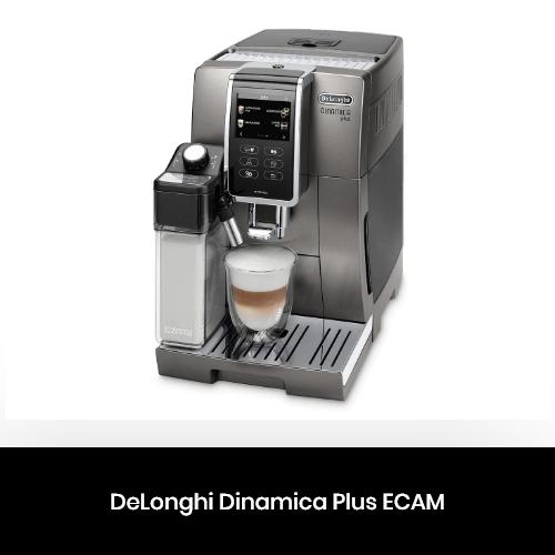 Ремонт кавоварок DeLonghi Dinamica Plus ECAM в Києві і Харкові