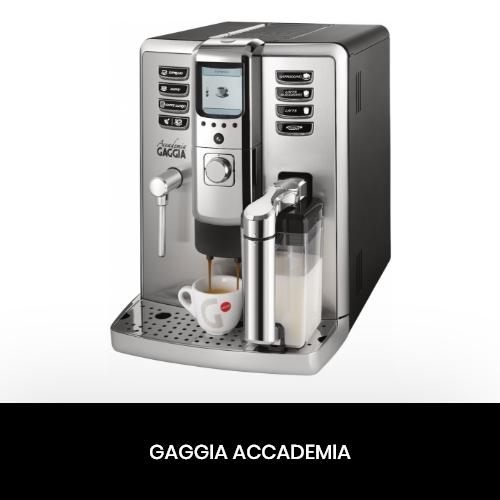 Ремонт кавоварок Gaggia Accademia в Києві і Харкові