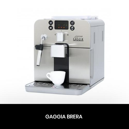 Ремонт автоматичних кавоварок Gaggia Brera в Києві і Харкові