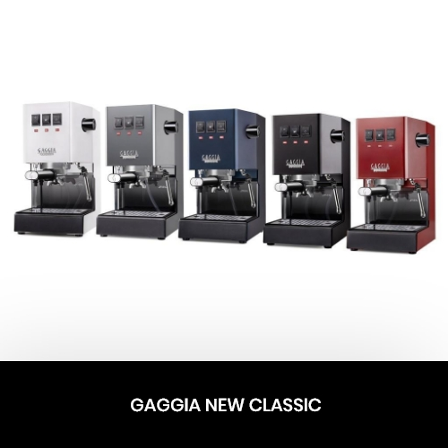 Ремонт ручних кавоварок Gaggia GAGGIA NEW CLASSIC в Києві і Харкові