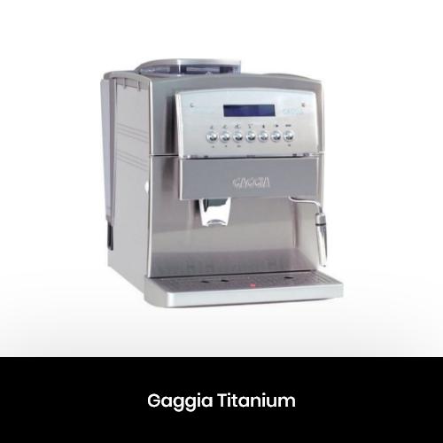 ремонт кофемашин Gaggia Titanium