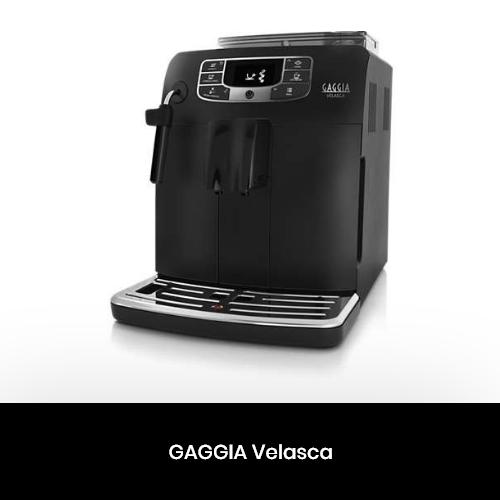 Ремонт автоматичних кавоварок Gaggia Velasca в Києві і Харкові
