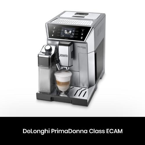 Ремонт кавоварок DeLonghi PrimaDonna ECAM в Києві і Харкові