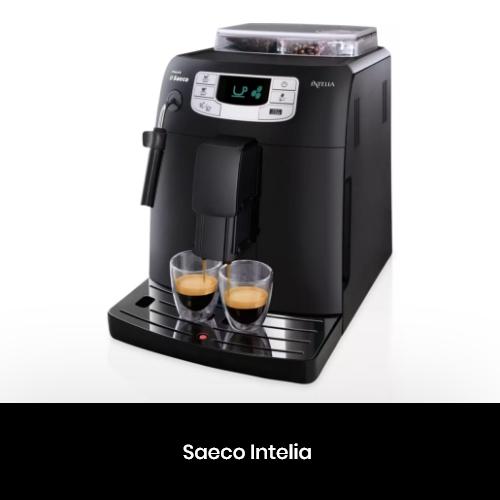 ремонт кофемашин Saeco Intelia