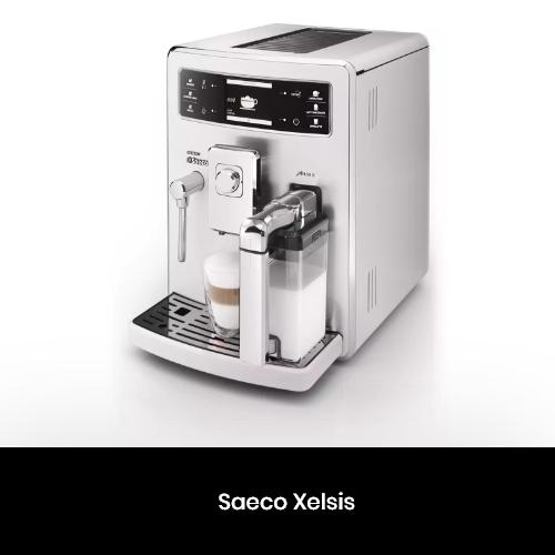 Ремонт кавоварок Philips Saeco Xelsis у Києві та Харкові
